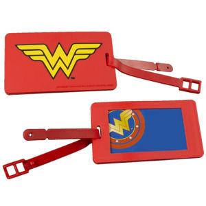 Wonder Woman Q-Tag Luggage Tag