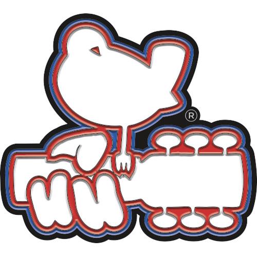 Woodstock Enamel Pin.