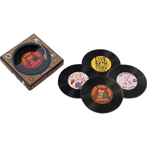 Woodstock Coasters.