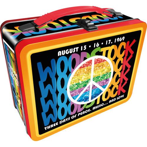 Woodstock Gen 2 Fun Box Lunchbox Tin Tote.
