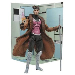 X-Men Gambit Marvel Select Action Figure