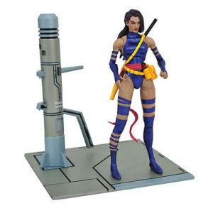 Marvel Select X-Men Psylocke Action Figure