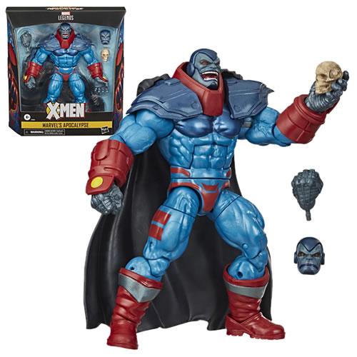 Marvel Legends Deluxe Apocalypse 6 Inch Action Figure.