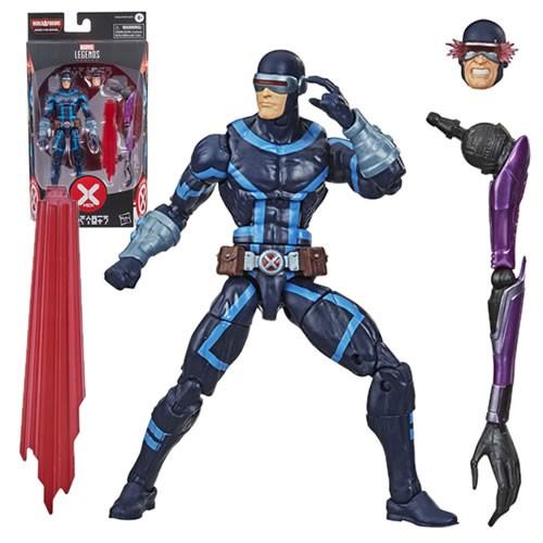 Marvel Legends Cyclops  6 Inch Action Figure. Build-A-Figure Tri-Sentinel.