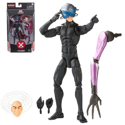 Marvel Legends Charles Xavier 6 Inch Action Figure. Build-A-Figure Tri-Sentinel.