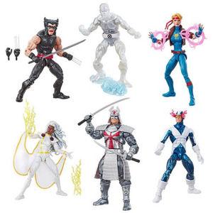 X-Men Retro Marvel Legends 6 Inch Action Figures Wave 1 Case