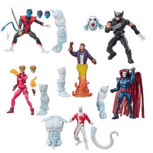 X-Force Marvel Legends 6 Inch Action Figures Wave 1 Case