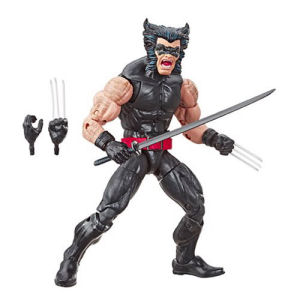 X-Men Retro Marvel Legends 6 Inch Wolverine Action Figure