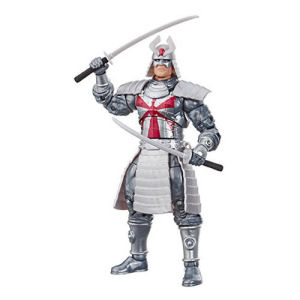 X-Men Retro Marvel Legends 6-Inch Silver Samurai Action Figure