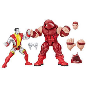 Marvel Legends 80th Anniversary Colossus and Juggernaut 6 Inch Action Figures
