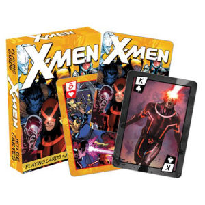 X-Men Comic Playing Cards