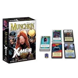 X-Men Munchkin Game