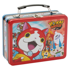 Yo-kai Watch Lunch Box Large Tin Tote